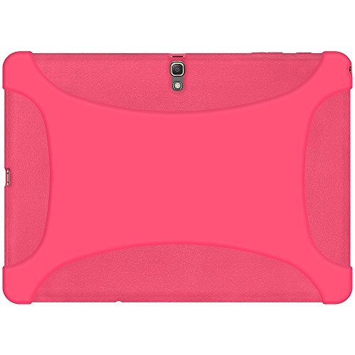 Amzer 97219 Silicone Skin Jelly Case - Baby Pink for Samsung GALAXY Tab S 10.5