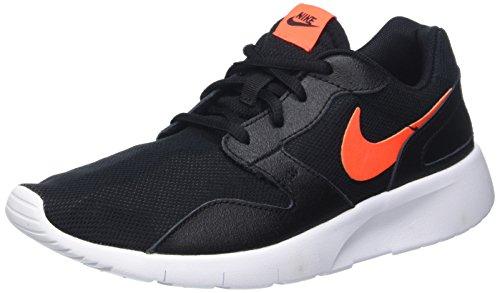 Nike Unisex-Kinder Kaishi (GS) Low-Top, Schwarz (009 Blk/Ttl Crmsn-White-Dk Prpl DS), 38 EU (Dk Ds)