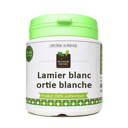 Lamier blanc ortie blanche1000 gélules gélatine bovine
