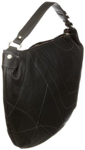 Bodenschatz 4-477 SN 01 Soft Nappa, Sac à main femme Noir black