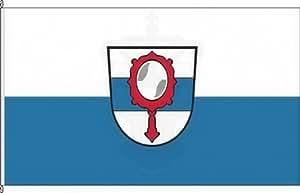 Königsbanner Hissflagge Spiegelau - 100 x 150cm - Flagge und Fahne