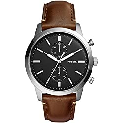 FOSSIL - Montre Fossil FS5280 - Homme - - Taille Unique