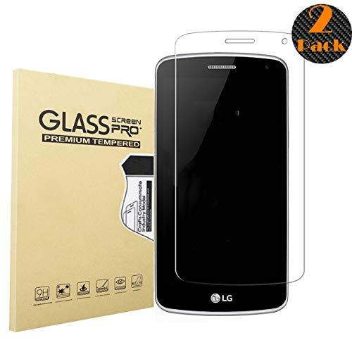 RUIST [2 Stück LG K5 Schutzfolie,LG K5 Schutzglas,Ultra Dünn Panzerglas Panzerschutz Folie Glas Folie [9H] Panzerfolie Glasfolie Bildschirmschutz Folie für LG K5