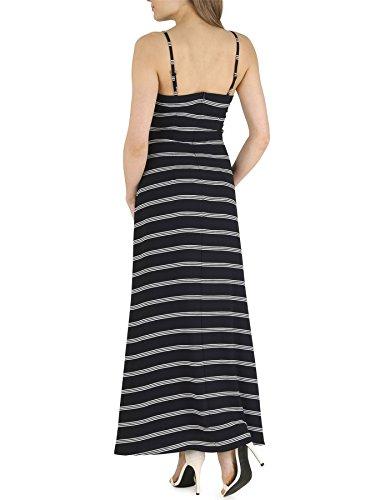 Sugarhill Boutique - Robe - Femme * taille unique Bleu marine et blanc