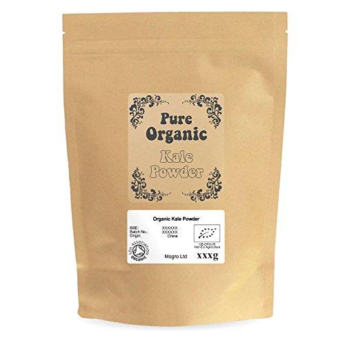 Mogro Certified Organic Kale Powder (1kg)