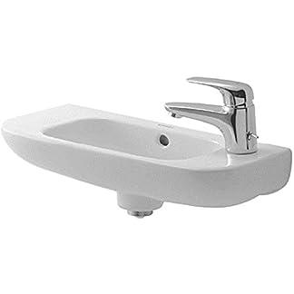 Duravit 07065000082D-Code mano lavar lavabo, blanco