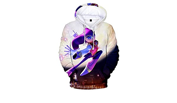 hainanqing Shadow The Hedgehog Sonic Teen Long Sleeve Hooded Sweatshirt for Boys and Girls childens Casual Tops
