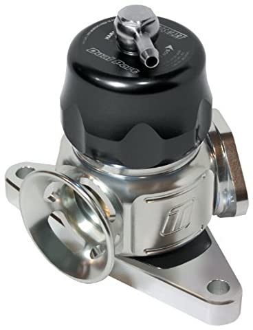 Turbosmart TS-0205-1016 Black Dual Port Blow Off Valve for Subaru