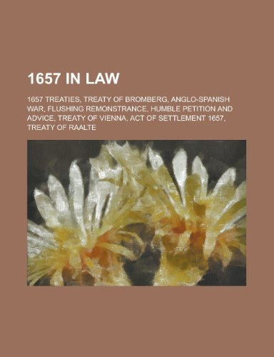 1657 in law