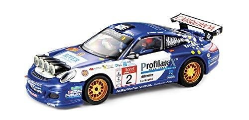 Les Voitures 1/32éme - A10159x300 - Voiture De Circuit - Porsche 911 Gt3 Rally Champion