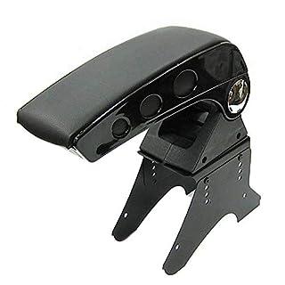 Universal Armrest Arm Rest Centre Console For Car Auto Van Bus Black