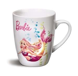Nici 34716 Tasse Barbie et Zuma 8 x 10 cm