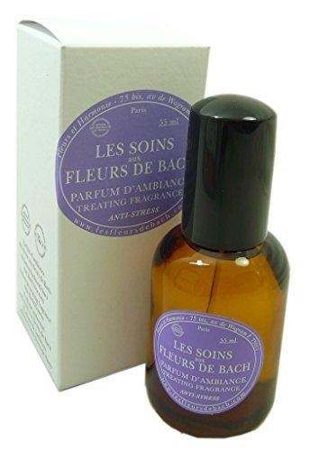 Elixirs & Co 01080010 Parfum d'Ambiance Anti-Stress Fleurs de Bach Huiles Essentiales Marron 4,7 x 3,3 x 11 cm