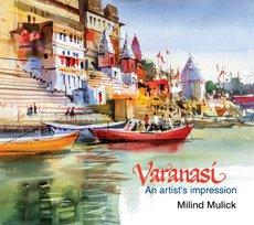 Varanasi - An artist's Impression