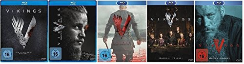 Staffel 1-4 [Blu-ray]