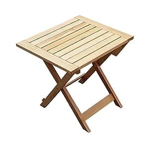 Gartentisch buche beistelltisch klapptisch for Buche beistelltisch