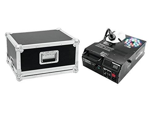 eurolite freedmx EUROLITE Set NSF-350 LED Hybrid Spray Fogger + Case