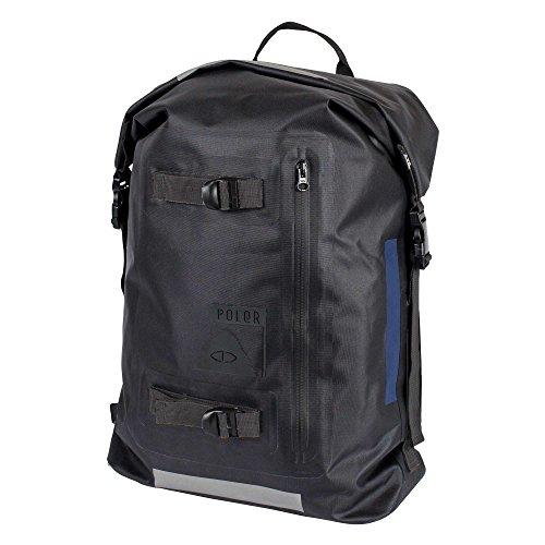POLER Bag HIGH & Dry ROLLTOP Rucksack, 65 cm, 36 L, Black