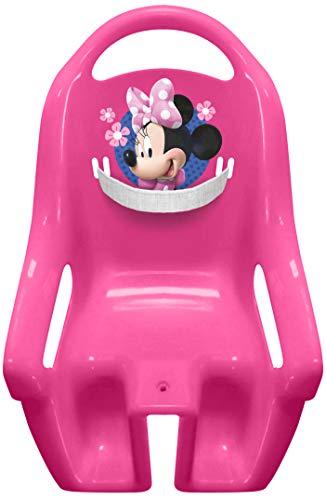 Stamp C862500 Minnie Fahrrad Puppen Sitz, ROSA