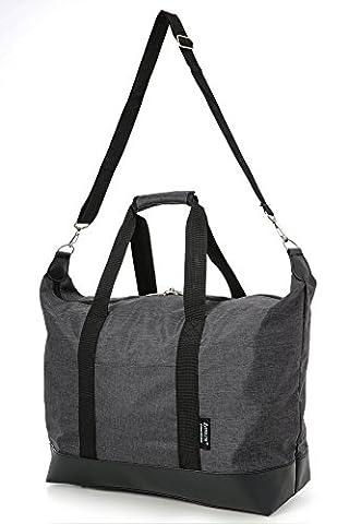 Ryanair 55x40x20cm Maximum Lightweight Holdall Hand Luggage Cabin Bag by Aerolite, Pack the maximum on your Ryanair Flight!
