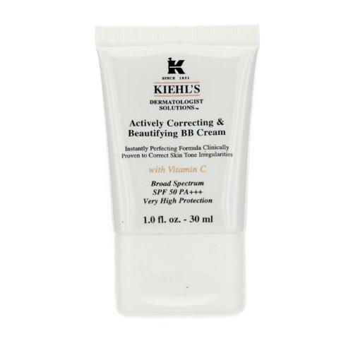Kiehl\'s Actively Correcting & Beautifying BB Cream SPF 50 PA+++ (Light) 30ml/1oz - Hautpflege