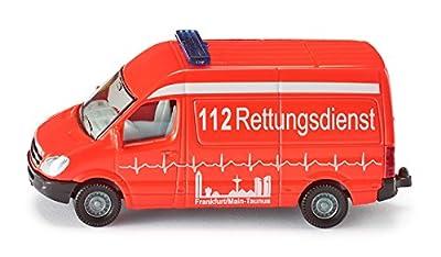 Siku 0805 - Krankenwagen von SIKU