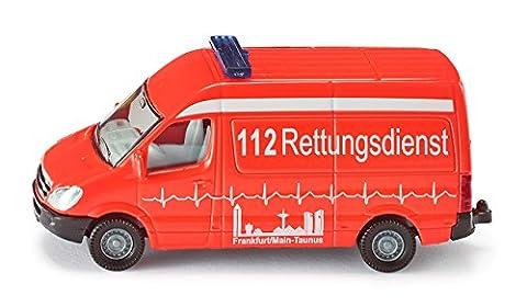 Siku 0805 - Krankenwagen