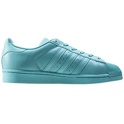 adidas Damen Superstar Glossy To Sneaker Mint