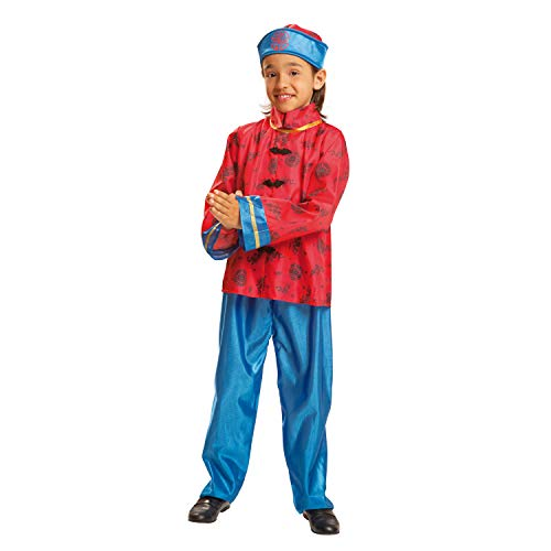 My Other Me Me - Disfraz de Chino, talla 10-12 años (Viving Costumes MOM01042)