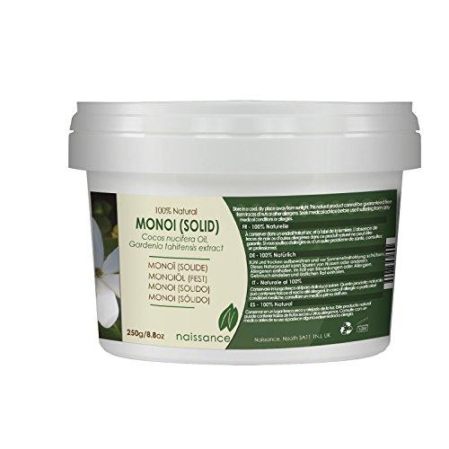 Naissance Monoi Sólido - Aceite Macerado 100% Puro - 250g