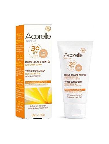Acorelle Baby Sonnencreme Tint SPF 30–50ml
