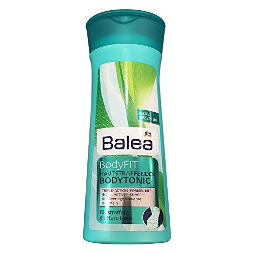 Balea BodyFit Hautstraffendes BODYTONIC (400ml Flasche)