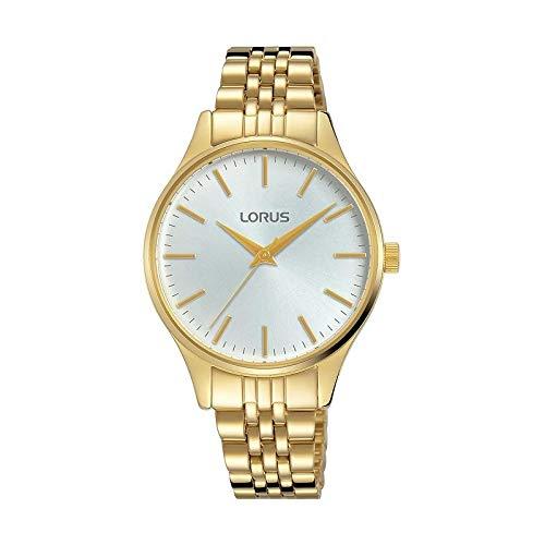 Lorus Reloj Mujer Acero Dorado rg208px9