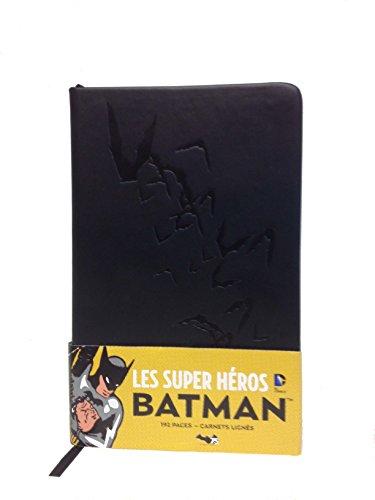Les Super-héros DC Comics : Batman : Carnet ligné