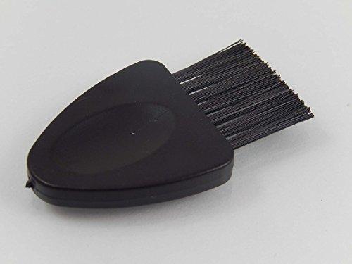 vhbw Reinigungsbürste Modell 6 für Rasierer, Haarschneidemaschine z.B. von AEG, Braun, Grundig, Norelco, Panasonic, Philips, Remington, Wella