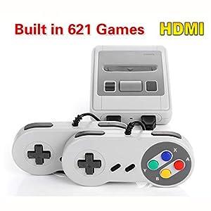 Familie Classic Mini Konsole – mit 621 TV-Videospiel HDIM Ausgang