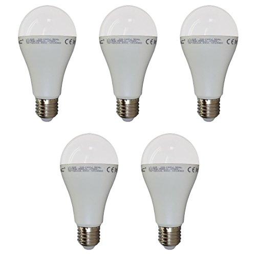4403-5 - Pack de 5 - 4403 - V-TAC - Bombilla LED - Casquillo E27 - con