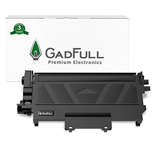 GadFull Toner kompatible mit Brother HL-2135 W| 2230 | 2240 | 2250DN | MFC-7240 | 7460DN | 7360N | DCP-7060 | 7065DN | 7070DW | Konika Minolta 1590MF | Entspricht dem Original TN-2220 / TN-2210 -