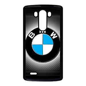 Bmw Coque LG G3 Coque cas de téléphone cellulaire noir Q9Y3RM Clear Phone Cases Unique