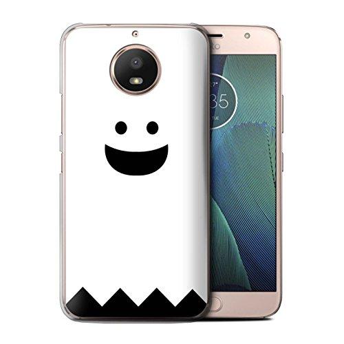 für Motorola Moto E4 Plus 2017 / Geist Muster/Halloween Zeichen Kollektion ()