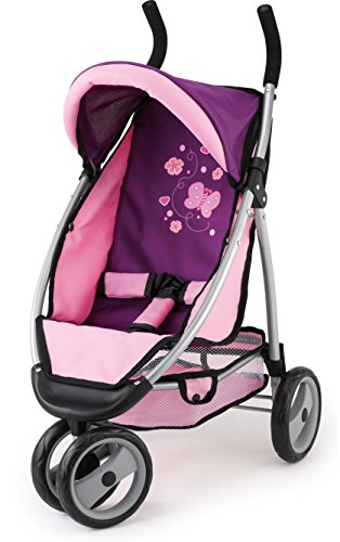 Bayer Design 3995700 - Puppen Jogger Sport Pflaume