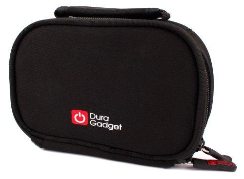 Schwarze Tasche | Etui | Case | Schutzhülle, bequemer Tragegriff, für Ihren Mini Beamer Orimag Projektor