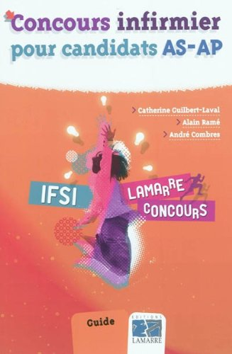 Concours infirmier pour candidats AS-AP IFSI : Guide