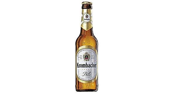 Krombacher Pilsner 05l Inkl Pfand 20 Flaschen Ohne Kiste