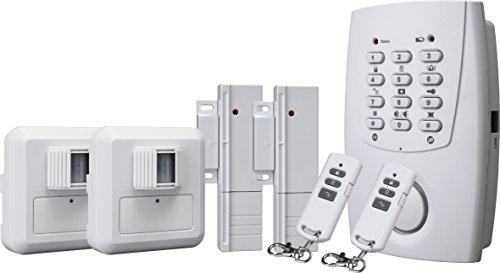 Image of Smartwares Drahtloses Alarmsystem mit Telefonwählgerät, HA32S_SW