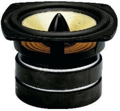 Monacor 10.2590 de alta tecnología de altavoces de gama media con Kevlar...