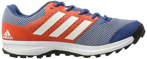 adidas Duramo 7, Chaussures de Trail Homme Rouge (Azubas/ftwbla/energi)
