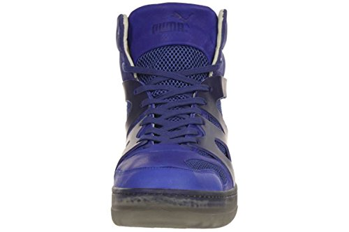 Puma McQ Move Mid by Alexander McQueen Mens Sneaker blue blue