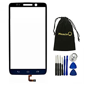 Mencia Touch Digitizer Glass Screen For Motorola Droid Mini XT1030 Black Color With Tools