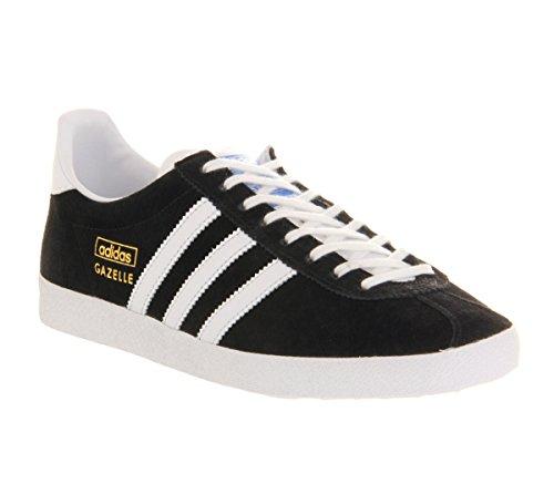 Adidas Gazelle OG, Sneaker uomo Nero (nero)